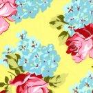 Free Spirit - Verna Mosuera - Savon Bouquet Roses & Hydrangeas Lemon