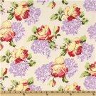 Free Spirit - Verna Mosuera - Savon Bouquet Roses & Hydrangeas Milk
