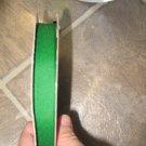"""5/8"""" - Solid - Grosgrain Ribbon - Forrest - 5 yards"""