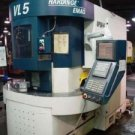 Hardinge Emag Inverted Spindle CNC Vertical Lathe 860 796 0230