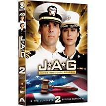 J*A*G: The Complete Second Season (Full Frame)