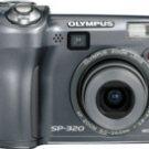 Olympus SP-320 7.1MP Digital Camera with 3x Optical Zoom