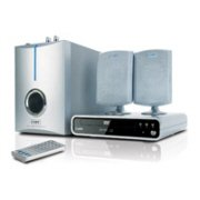 Coby DVD437 2.1CH DVD HOME THEATER SYSTEM