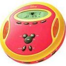 MEMOREX Disney Portable CD Player (Classic)