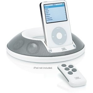 JBL ON-STAGE-II Music Station for iPod with Remote