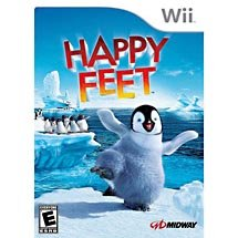 Happy Feet Wii
