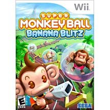 Super Monkey Ball: Banana Blitz Wii