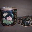 Antique Oriental Tobacco Jar
