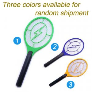 Fly Swatter Electric Fly Zapper / Racket / Killer / Swat / Racquet