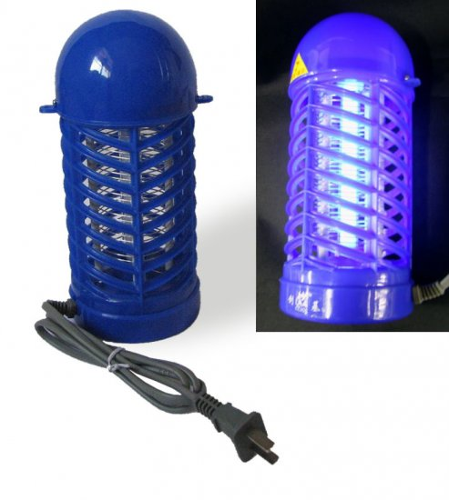 Porch Light Bug Zapper: Outdoor Bug Zapper Light / Lamp For Mosquito Insect Bugs Flies