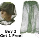 Mosquito Hat Net / Netting Mesh For Head Cover
