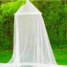 Mosquito Bed Net / Netting - White Bedding Protection