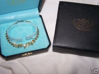 JUICY COUTURE STONE BRACELET
