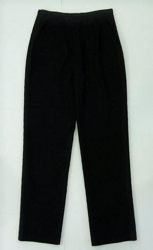 Authentic Valentino Miss V Black Trousers