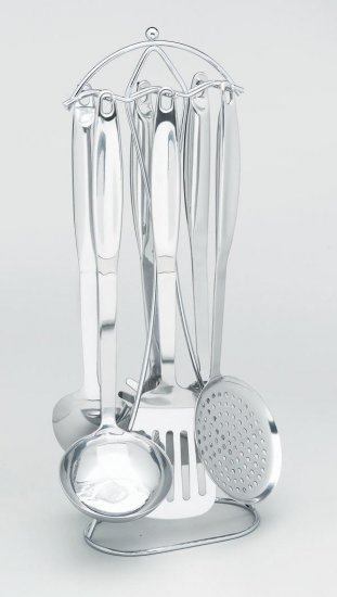 7pc Stainless Steel Kitchen Tool Set