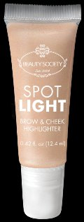 Beauty Society - Spotlight highlighting cream