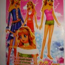 Idol paper doll / Set.04