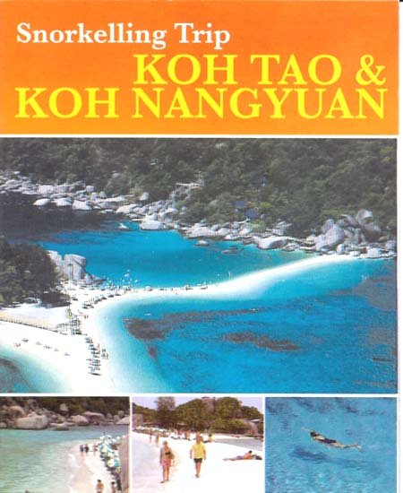 KOH TAO(ISLAND) & KOH NANGYOUA (ISLAND) Snorkelling Trip. Rates For 1 Trip