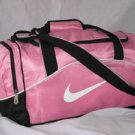 Pink Nike Mini Duffel Bag