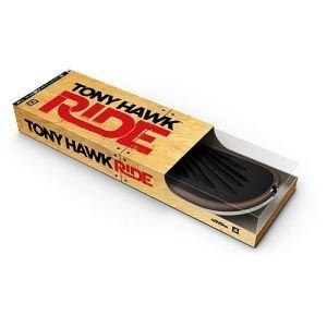 Tony Hawk Ride For Nintendo Wii New Skateboard Bundle Package