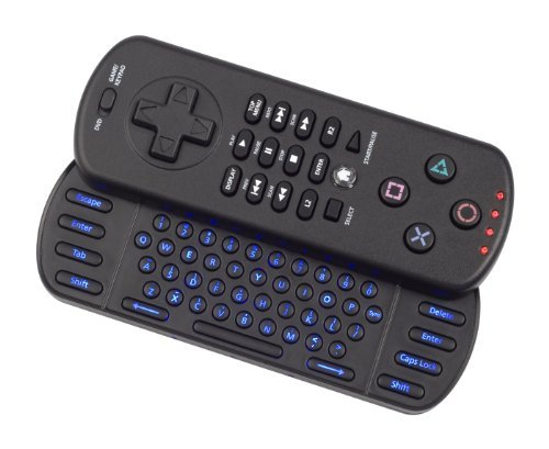 PS3 3 In 1 Remote Controller / Keyboard Gamepad