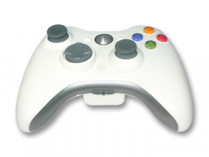 Wired Controller For Xbox 360® - White Color