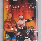 WWF Brawl For All Tournament (1998) VCD - WWF Boxing Real Fights - Free Shipping Worldwide