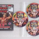 WWE Best of Raw Is War 15th Anniversary 1993 - 2007 DVD + 2 Episodes of WWF Raw TV Shows 2000 VCD