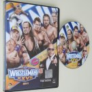 WWE Wrestlemania 27 (2011) PPV DVD - Free Shipping To All Countries