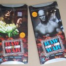 WWF Raw Is War (1999) VCD - 4 Complete Episodes - New & Sealed - Free Shipping Worldwide