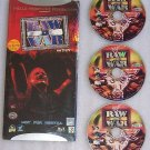 WWF Raw Is War (2000) VCD - 4 Complete Episodes - New & Sealed - Free Shipping Worldwide