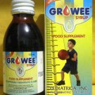 120ml Growee Syrup Chorella Growth Factor Vitamin Sup. 2+ YRS