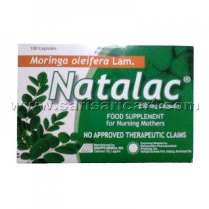 Natalac Lactating Mothers Malunggay Moringa BreastMilk FREE SHIPPING