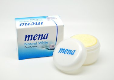 12 Pack Mena Face Acne Treatment Cream Blue FREE SHIPPING