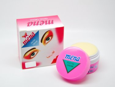 12 Mena Face Acne Treatment Cream PINK FREE SHIPPING