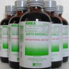 Large 120ml Bottles Aceite de Manzanilla RHEA For Child Gas Pains Colic MD Info Sold Individually