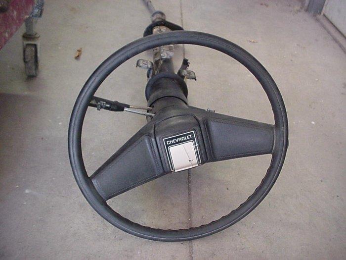1973 1987 Chevrolet Pickup Suburban Blazer Steering