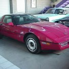 1984 Corvette Coupe!! 21K Like Brand new