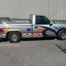 1992 Chevy C1500 Lowrider Custom