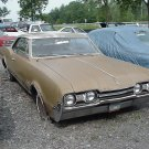 1967 Oldsmobile Cutlass Supreme 2 Dr. 17k Miles