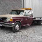 1989 Ford F-350 XLT Lariat Rollback