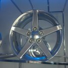 C6 Corvette Wheels/ Polished Aluminum (Set of 4)