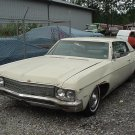 1970 Chevy Impala 2 door 56k Original Miles