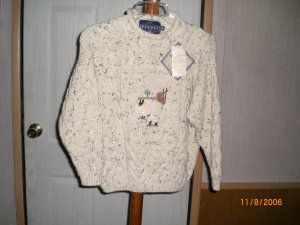 TIVOLI SWEATER