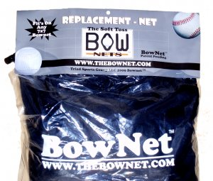 Bownet Soft-Toss extra/replacement net