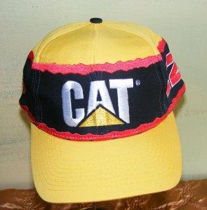 Nascar Cap Hat Cat 22 Bill Davis Racing Ward Burton
