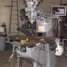 LATE MODEL BRIDGEPORT MILLING MACHINE 2 HP