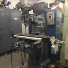 LATE MODEL 2 HP BRIDGEPORT MILLING MACHINE