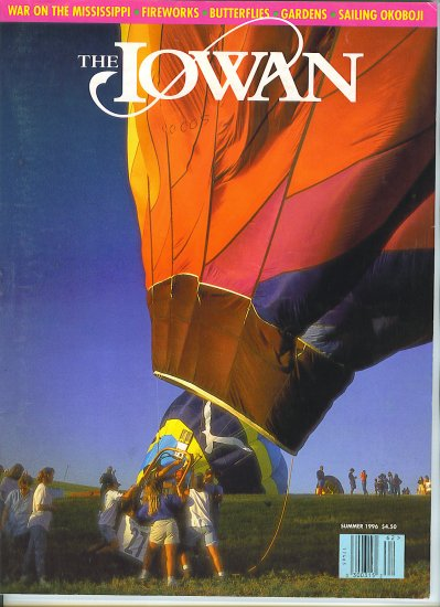 1996 Summer Issue Iowan Magazine