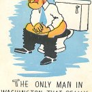 Humorous Baxter Lane Used Postcard